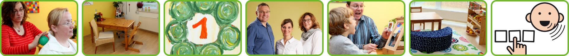 Bilder von der Praxis Sprechzeit für Logopädie und Sprachtherapie Bochum